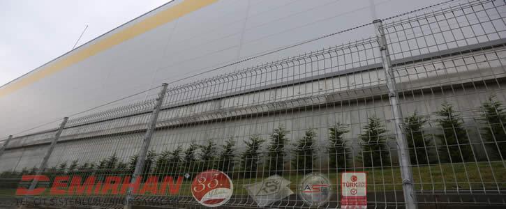 panel tel çit